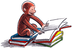 Why I Would Never Let Curious George In 5 Feet OfMe!