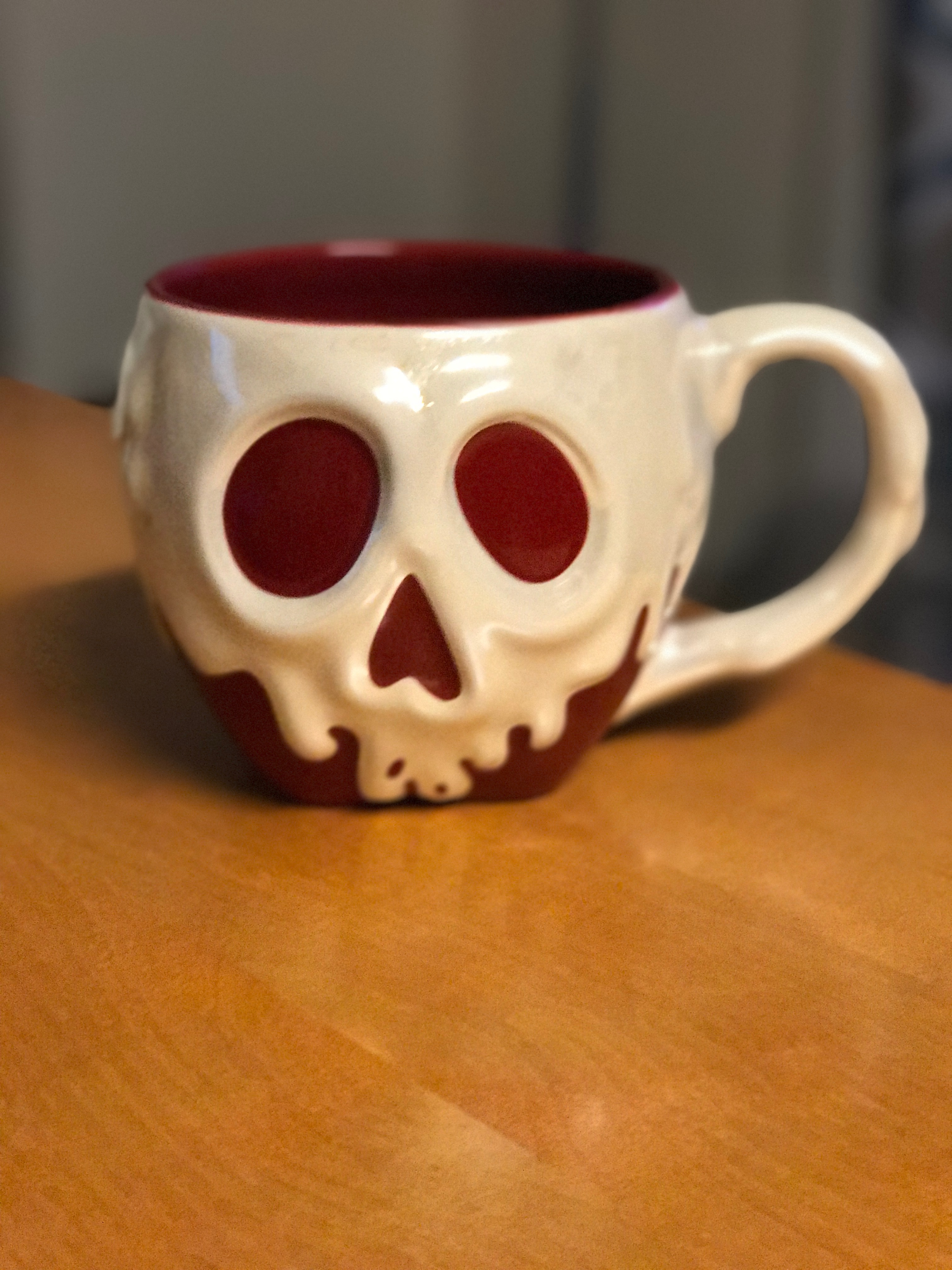 07ee78d27fa Disney Mug Tuesday- Poison Apple Mug